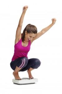 תזונה בריאה וירידה במשקל