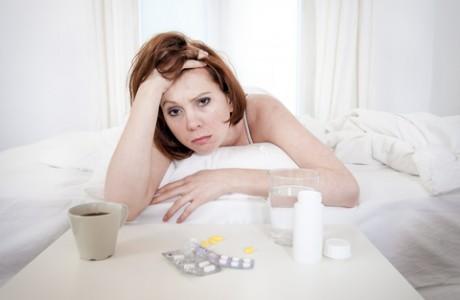 טיפול טבעי של בעיות שינה